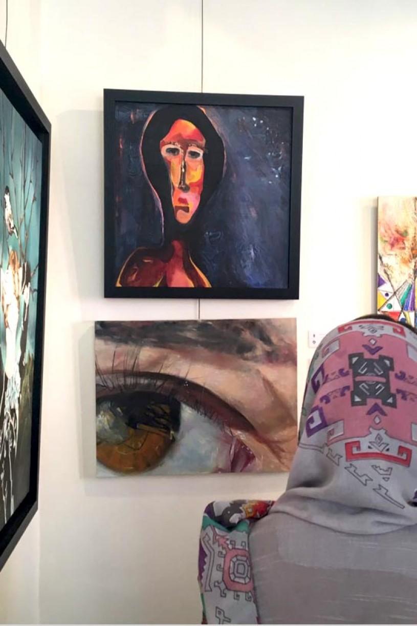exhibition  M